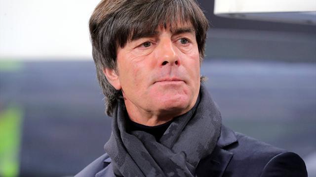 Löw et la Mannschaft prolongent leur idylle jusqu'à l'Euro 2020