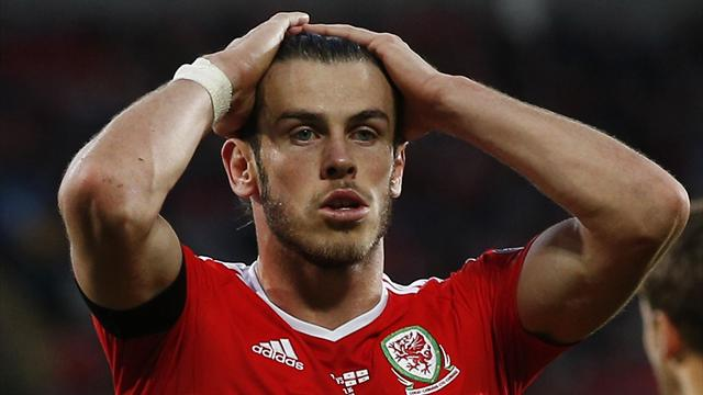 Bale ruled out of Wales qualifiers