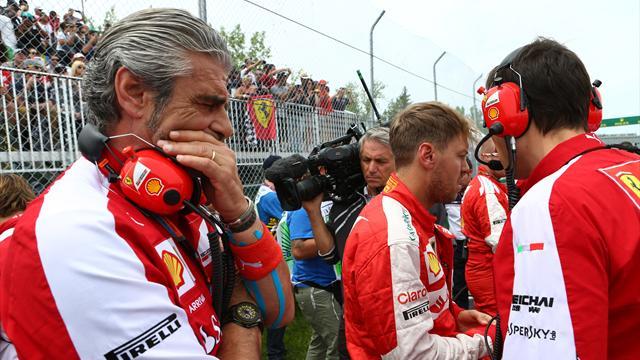 F1: sostituito il cambio della monoposto di Raikkonen, penalità per il finlandese