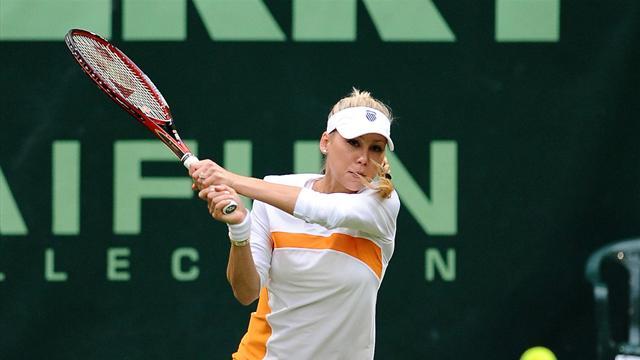 Кузнецова иКурникова включены вЗал русской теннисной славы