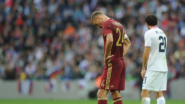 Березуцкий: «Не надо думать, что Россия – великая футбольная держава»