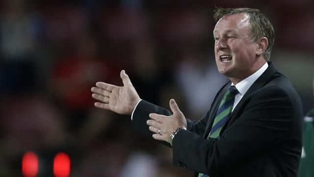Michael O'Neill hails four-star Northern Ireland
