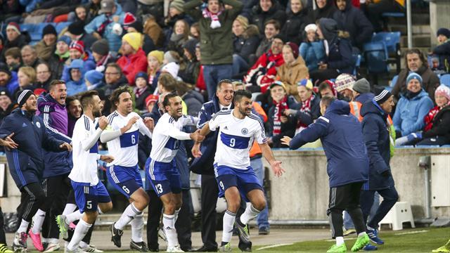 Сборная Сан-Марино забила гол впервый раз ссентября предыдущего года