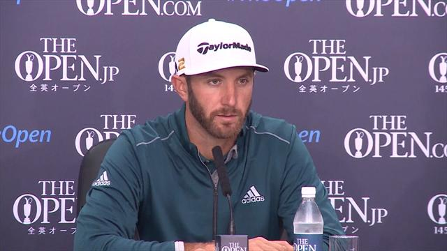 Dustin Johnson named PGA Tour Player of the Year
