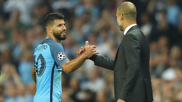 Manchester City avec Agüero sur le banc et De Bruyne en pointe