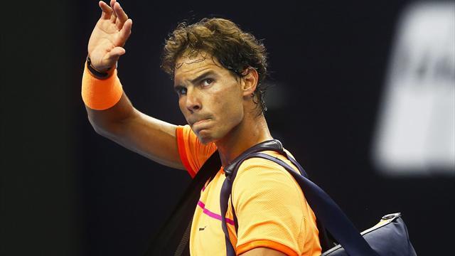 Rafa Nadal sigue sin aclarar su final de temporada en 2016