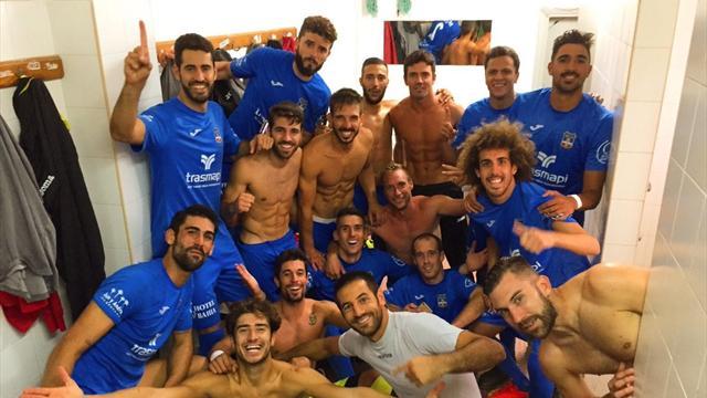 La bella favola del Formentera che approda ai quarti della Copa del Rey