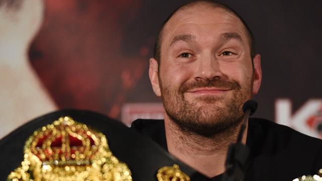Fury annonce son retour imminent sur les rings