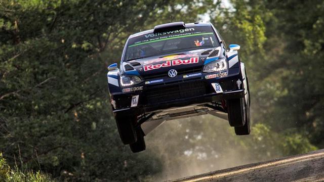 Ogier gana el Rally Cataluña y conquista su cuarta corona