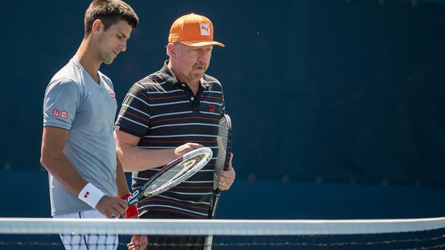 Djokovic-Becker, addio. Dopo tre anni è divorzio