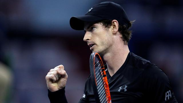 Murray set vermeden finalde