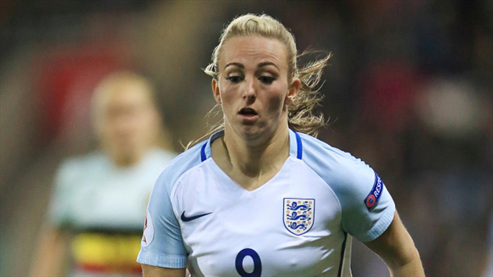 Manchester City's Toni Duggan recalled to England squad - Football - Eurosport Asia