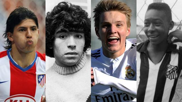 Le Top 8 des jeunes prodiges qui ont explosé avant 16 ans