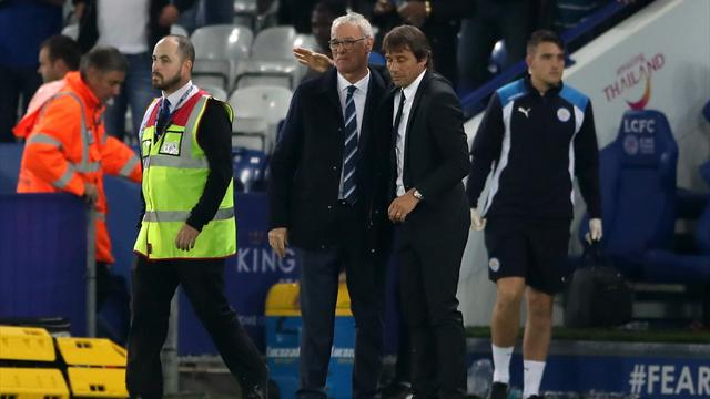 """Conte: """"Ranieri è un grande tecnico, ma voglio battere il Leicester"""""""