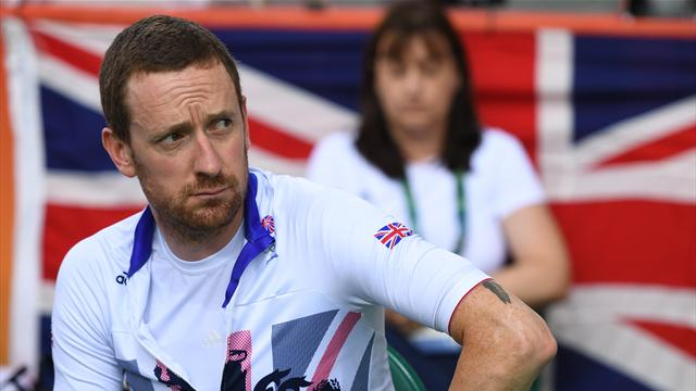 Wiggins remains on British Cycling Olympic programme as he ponders future