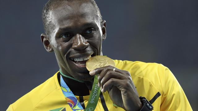 Usain Bolt: I could have won more if I'd got serious