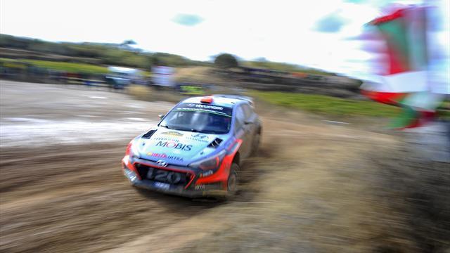 Hyundai launches its 2017 World Rally Car