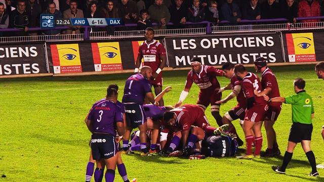Toujours invaincu à la maison après son succès sur Dax, Soyaux-Angoulême reste en haut de l'affiche