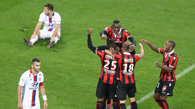 Trop forts pour l'OL, les Aiglons continuent de planer sur la Ligue 1