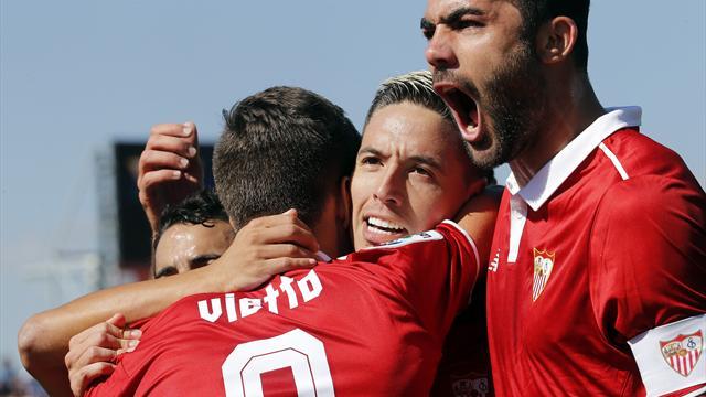El Sevilla, a encarrilar su pase ante un Dinamo sin margen de error (20:45)