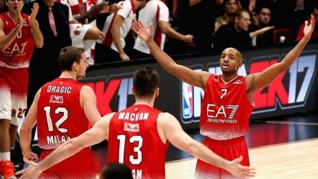 Milano rimonta Reggio Emilia e si prende la finale