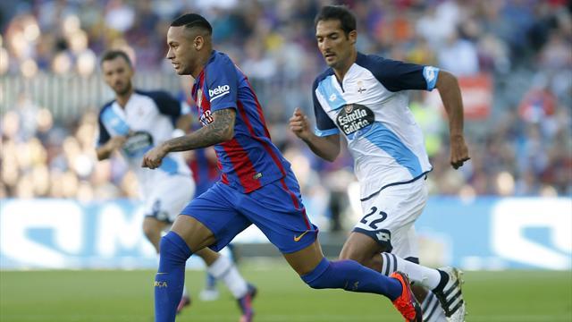 Неймар заключил договор с«Барселоной» до 2021-ого года