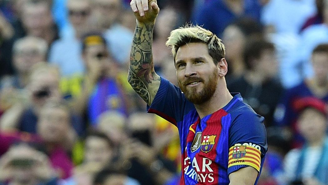 Returning Lionel Messi On Target As Barcelona Hammer Deportivo