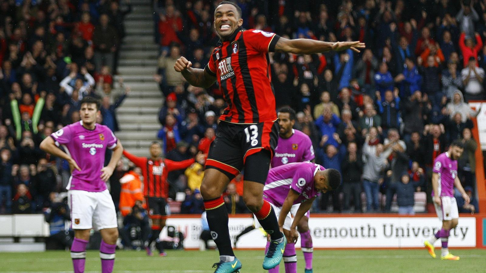Bournemouth lose top scorer callum wilson for rest of the - University league tables french ...