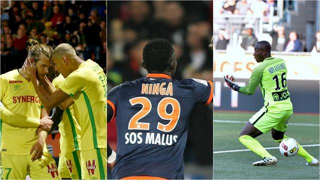 Trois buts par match, la fusée Ninga, les cadeaux de Nancy : Les tops et les flops de samedi