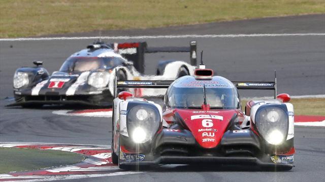 """Irrer Krimi bei """"6h von Fuji"""" mit Toyota-Sieg"""
