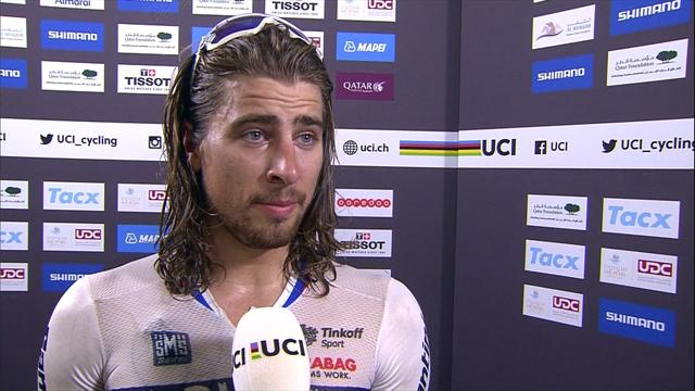 Peter Sagan: I can't believe it, I am in shock