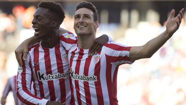 L'Athletic Bilbao s'adjuge le derby basque contre la Real Sociedad