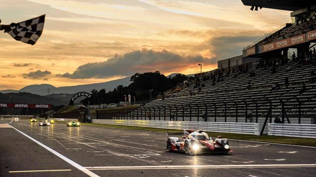 A Fuji, Toyota gagne pour la première fois depuis 2014