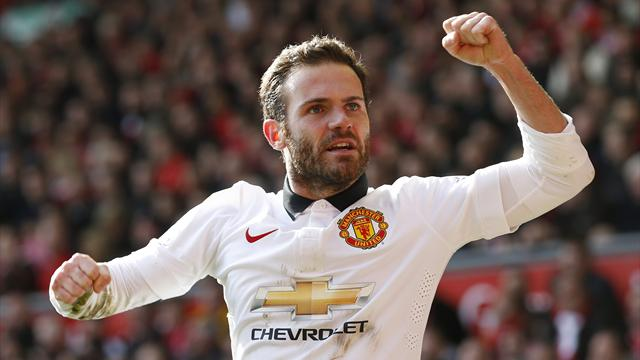 Mata: There is no game like Liverpool v Manchester United
