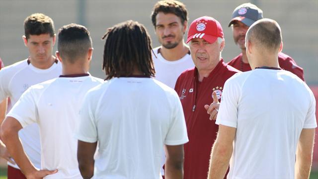 Bayern hat Siegpflicht: Was Ancelotti jetzt plant