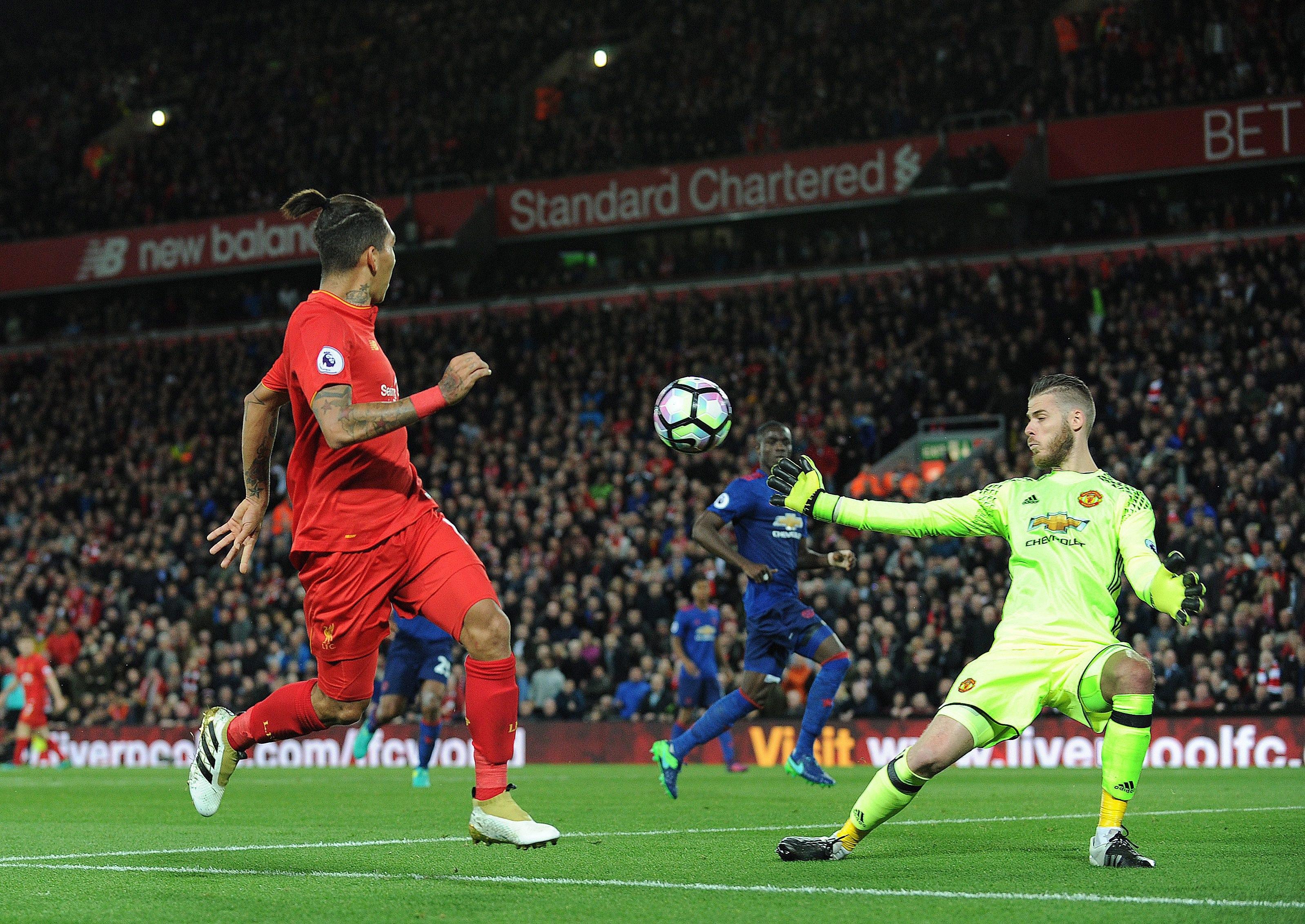 «Ливерпуль» – «Манчестер Юнайтед»