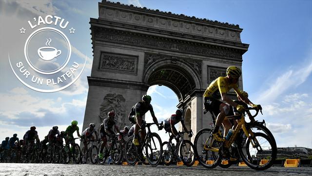 Tour 2017, OL - Juve, McCourt : L'actu sur un plateau