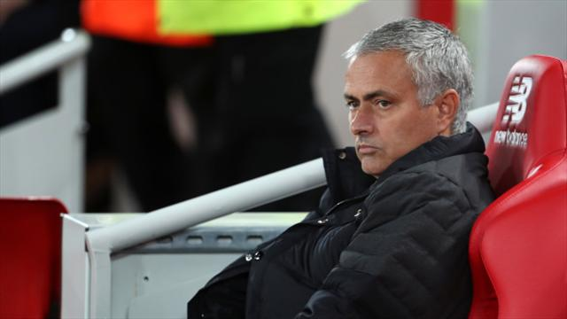 Jose Mourinho defends Manchester United tactics during Liverpool stalemate