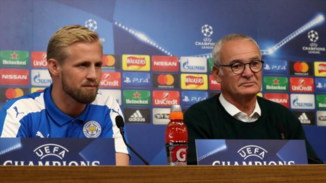 Claudio Ranieri: Copenhagen clashes are key for Leicester in Champions League