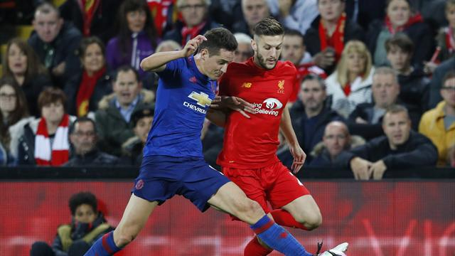 Herrera proud of United's battling qualities in Liverpool draw