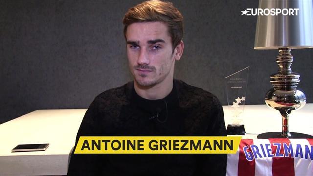"""Le plus rapide ? Le plus gourmand ? L'interview """"Le Plus"""" d'Antoine Griezmann"""