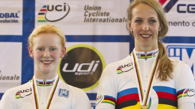 Rachel James aims to achieve her gold medal dream alongside sister Becky