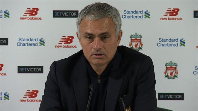 Mourinho schießt gegen Liverpool, Klopp feuert zurück