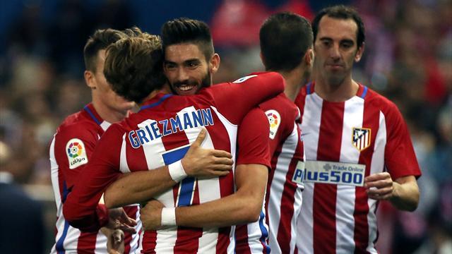 """Griezmann : """"On parle peu de l'Atlético, mais au niveau des résultats on est dans le top"""""""