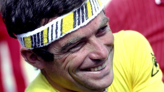 Après 42 ans sur les routes, Hinault tire sa révérence : l'hommage du Tour de France