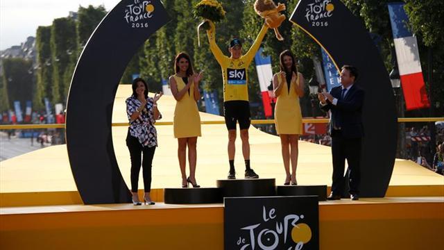 Presentado el recorrido del Tour 2017 con el Izoard y la crono de Marsella como estrellas