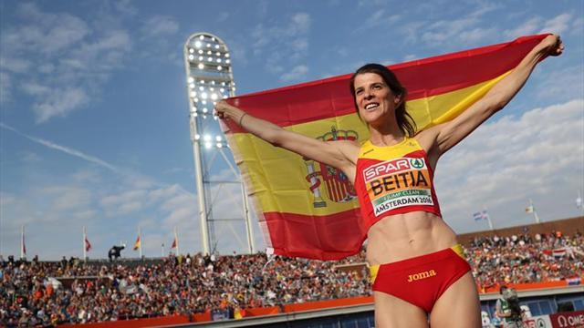 Ruth Betia, candidata a mejor atleta del año de la IAAF