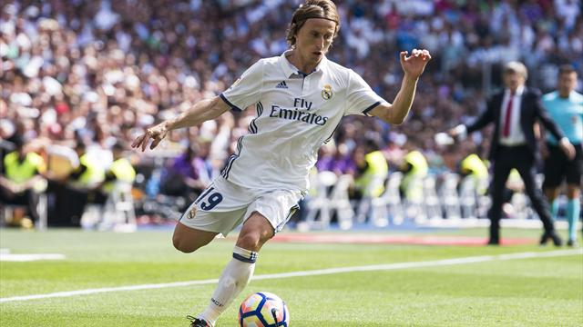 Real Madrid verlängert Vertrag mit Modric