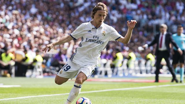 """Modric (Real Madrid) : """"Quatre ans sans gagner la Liga, c'est trop long"""""""