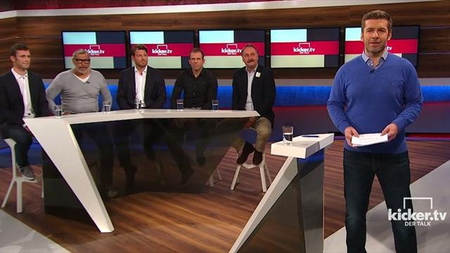 """kicker.tv - Der Talk: Die ganze Sendung zum Thema """"Profi - und was dann?"""""""